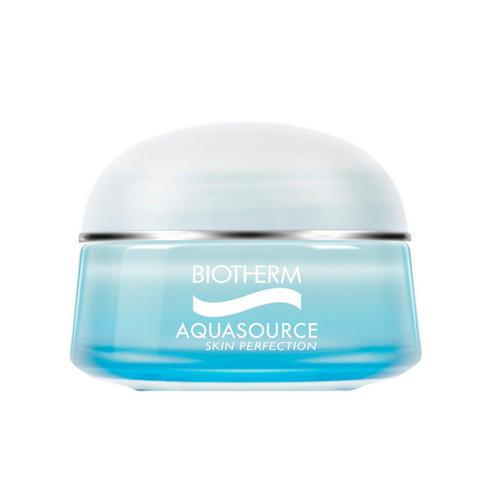 Крем увлажняющий и выравнивающий кожу Skin perfection 50 мл (Biotherm, Aquasource)