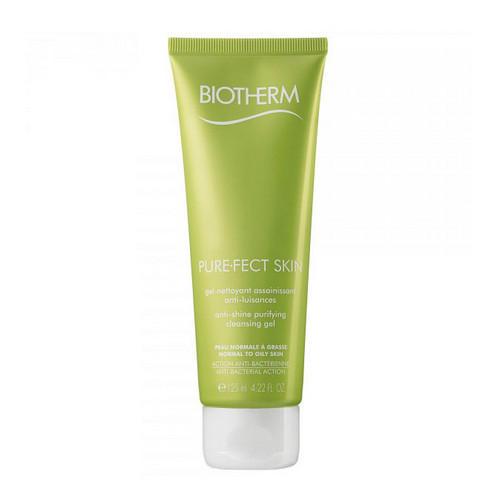 Очищающий гель 125 мл (Biotherm, Purefect skin) biotherm purefect skin очищающий гель с матирующим эффектом purefect skin очищающий гель с матирующим эффектом