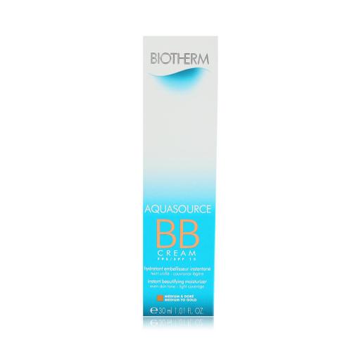 Увлажняющий ВВ крем, светлый 30 мл (Biotherm, Aquasource) недорого