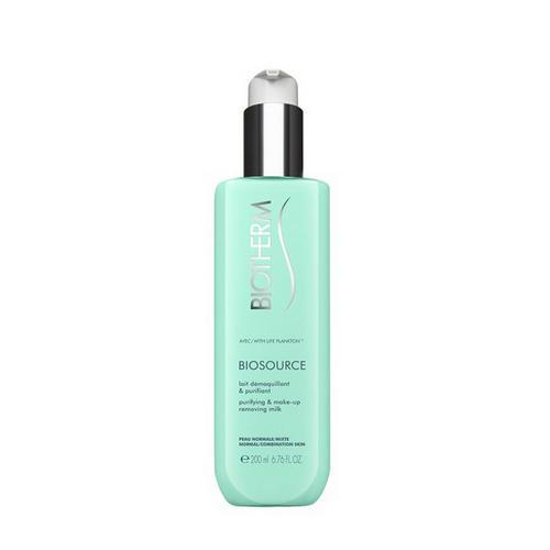 Biotherm Молочко для снятия макияжа для нормальной и комбинированной кожи 200 мл (Biotherm, Biosource)