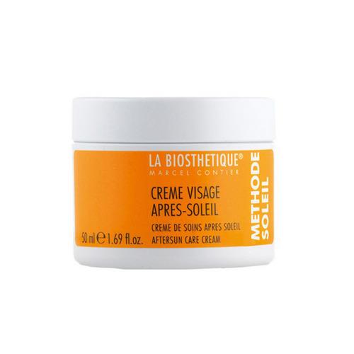 Успокаивающий увлажняющий крем для поврежденной солнцем кожи 50 мл (LaBiosthetique, Methode Soleil) успокаивающий увлажняющий крем для поврежденной солнцем кожи лица 50 мл la biosthetique methode soleil