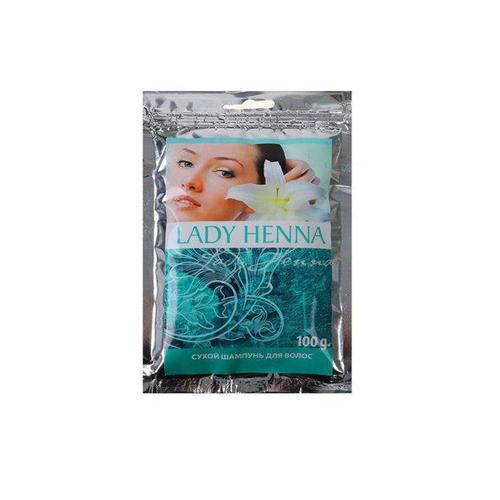 Сухой шампунь, 100 мл (Lady Henna, Сухие шампуни) напура шампуни