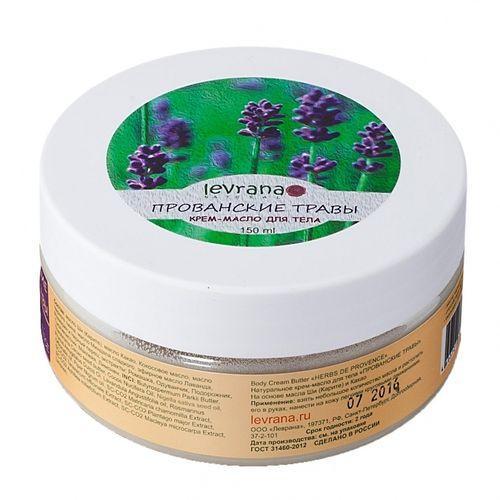 Купить Levrana Крем-масло для тела Прованские травы , 150 г (Levrana, Для тела), Россия