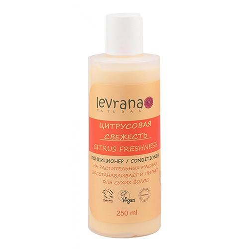 Шампунь для сухих волос Цитрусовая свежесть, 250 мл (Levrana, Для волос)