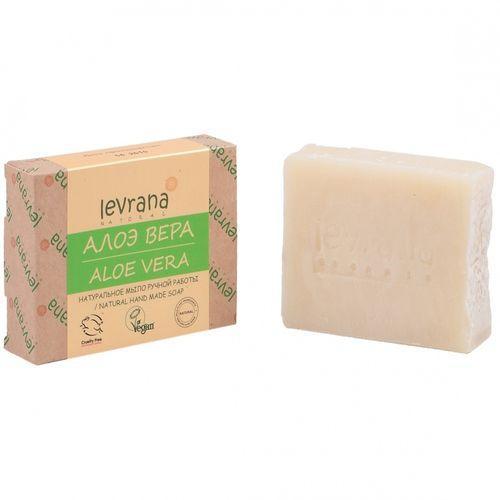Купить Levrana Натуральное мыло ручной работы Алоэ , 100 г (Levrana, Для тела), Россия