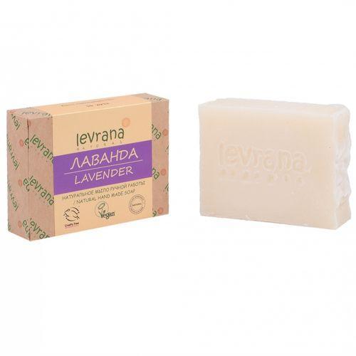 Купить Levrana Натуральное мыло ручной работы Лаванда , 100 г (Levrana, Для тела), Россия