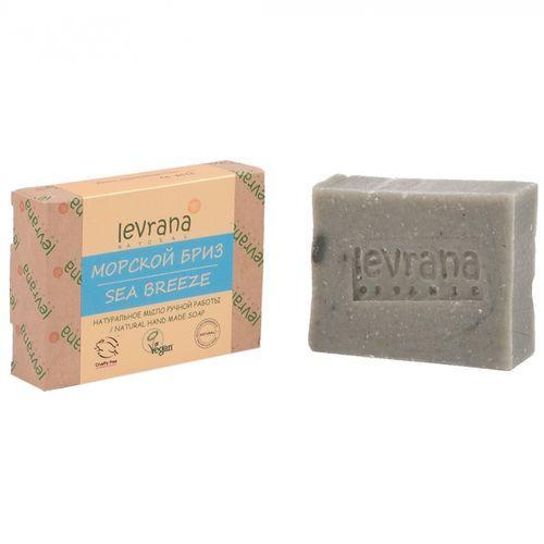 Купить Levrana Натуральное мыло ручной работы Морской бриз , 100 г (Levrana, Для тела), Россия