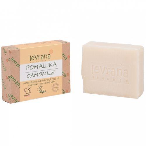 Levrana Натуральное мыло ручной работы Ромашка , 100 г (Levrana, Для тела), Россия  - Купить