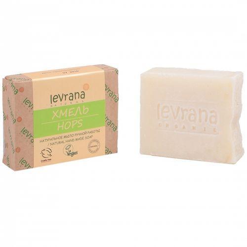 Купить Levrana Натуральное мыло ручной работы Хмель , 100 г (Levrana, Для тела), Россия