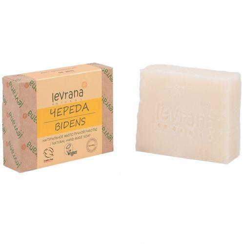 Купить Levrana Натуральное мыло ручной работы Череда , 100 г (Levrana, Для тела), Россия