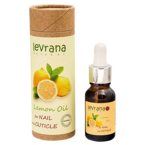 Купить Levrana Масло для кутикулы Лимон , 15 мл (Levrana, Для тела), Россия