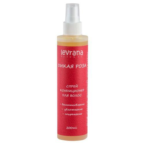 Спрейкондиционер для волос Дикая Роза, 200 мл (Levrana, Для волос) маска для лица levrana levrana le034lwbrse3