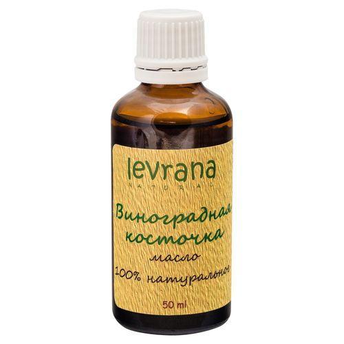 Масло Виноградной косточки, 50 мл (Levrana, Для лица) аспера масло косметическое виноградной косточки 30 мл