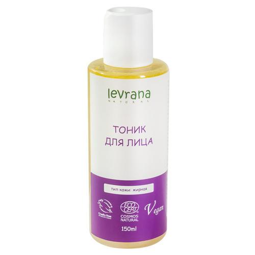 Купить Levrana Тоник для жирной кожи лица, 150 мл (Levrana, Для лица), Россия