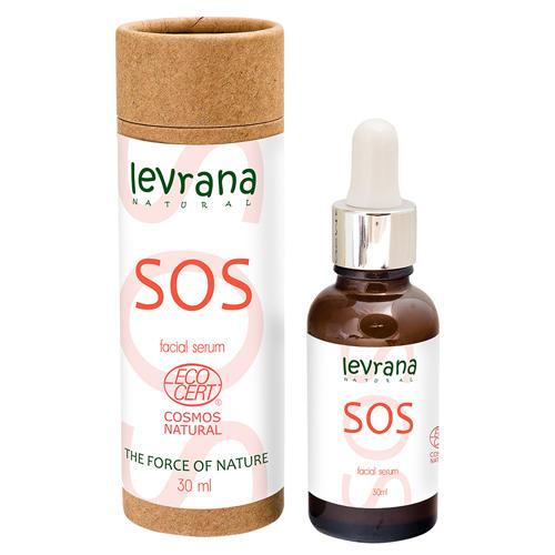 Сыворотка для лица SOS, противовоспалительная, 30 мл (Levrana, Для лица)