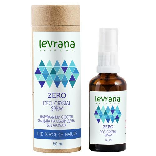 Дезодорант Zero, 50 мл (Levrana, Для лица)