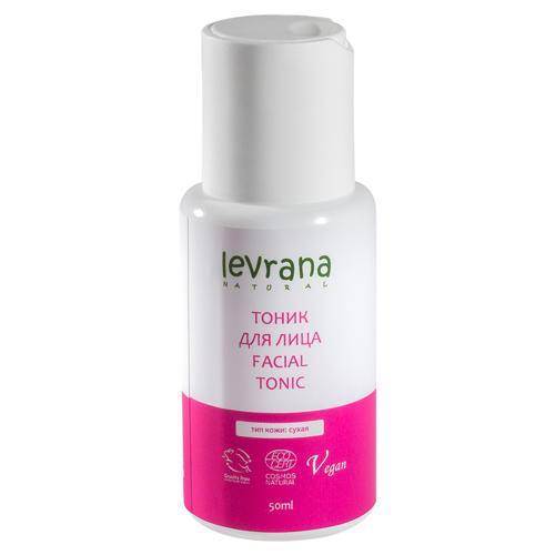 Купить Levrana Тоник для сухой кожи лица, мини, 50 мл (Levrana, Для лица), Россия