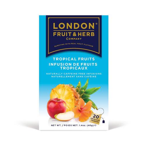 """London Fruit & Herb Company Напиток """"Тропические фрукты"""", 20 пакетиков ()"""