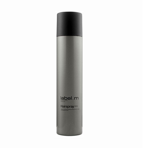 Label.m Лак для волос 300 мл (Label.m, Weightless Hairspray) healthy sexy hair soy touchable weightless hairspray лак подвижной фиксации 310 мл
