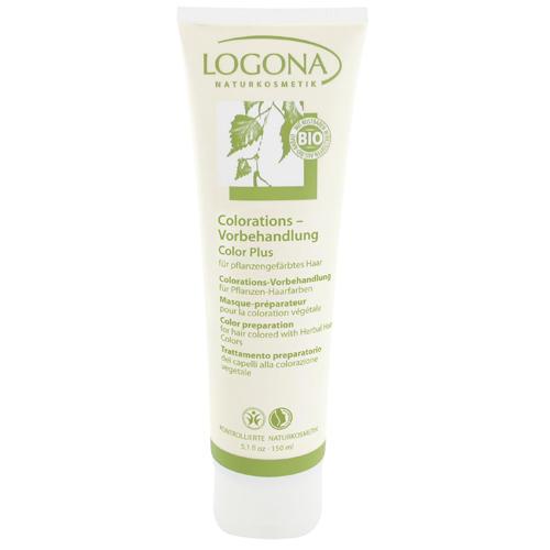 Logona Средство для подготовки волос к окрашиванию 150 мл (Color hair)