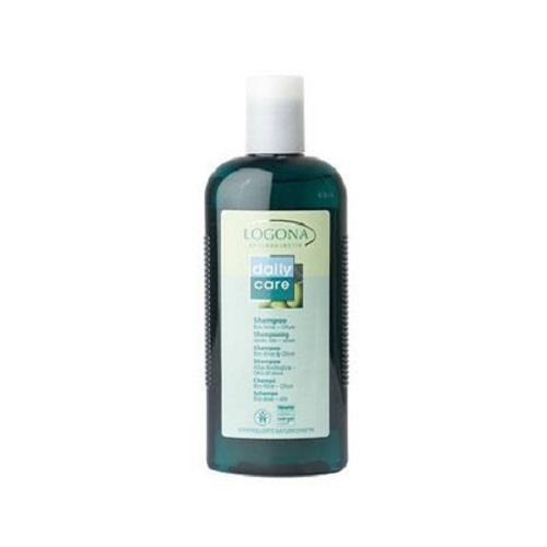 Шампунь с биоалоэ и вербеной 250 мл (Logona, For hair) очищающее средство 3 в 1 с био алоэ и био дамасской розой logona