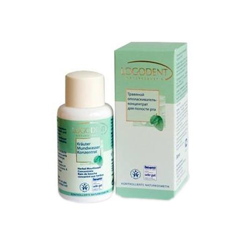Logona Травяной ополаскиватель-концентрат для полости рта 50 мл (Zahngel)