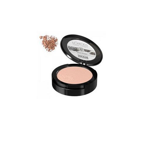 Минеральная компактная пудра, тон 02 (бежевый), 6,1 г (Lavera, Для макияжа) lavera 40