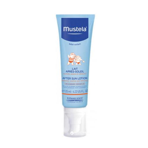 Молочко после загара, 125 мл (Mustela, Sun) молочко mastic spa молочко после загара стимулирующее похудение mastic sun lipoelia after sun 2in1