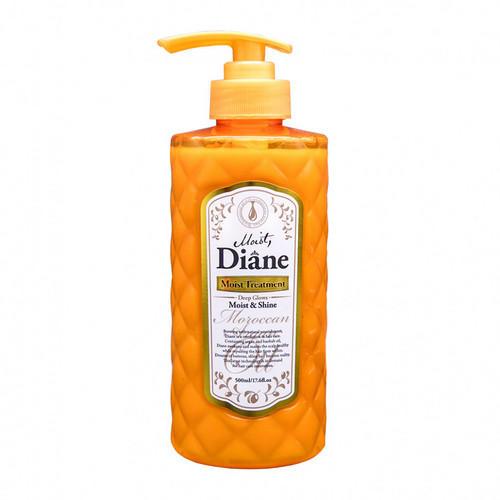 Moist Diane Бальзам-кондиционер Увлажнение и Блеск 500 мл (Moist Diane, Moist) фото