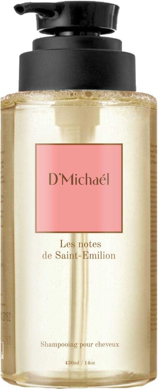 D'Michael Сент-Эмильон Шампунь 430 мл (D'Michael, Les notes de Saint-Emilion) фото