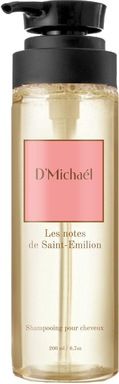 D'Michael Сент-Эмильон Шампунь 200 мл (D'Michael, Les notes de Saint-Emilion) фото