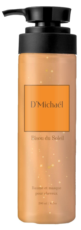 D'Michael Безу дю солей Бальзам для рыжих поддержание цвета 200 мл (D'Michael, Les notes de Bisou du soleil) bisou шампунь для волос