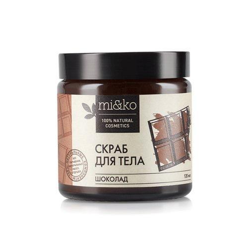 Купить Mi&Ko Скраб для тела Шоколад антицеллюлитный, 120 мл (Mi&Ko, Для тела), Россия