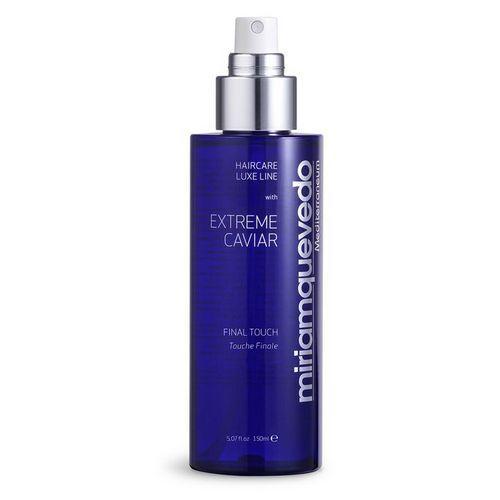 Фиксирующий спрей для волос с экстрактом черной икры 150 мл (Miriam Quevedo, Extreme caviar antiage) недорого