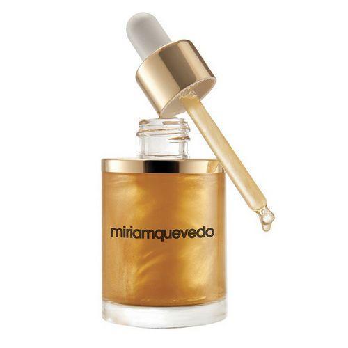 Miriam Quevedo Масло для волос с золотом 24 карата 50 мл (Miriam Quevedo, Sublime gold)