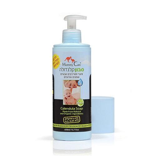 Органическое мыло 400 мл (Mommy Care, Купание)
