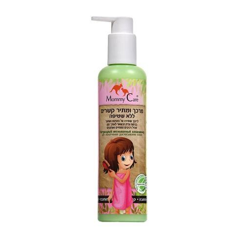 Несмываемый кондиционер для волос, детский 200 мл (Mommy Care, Малышам)