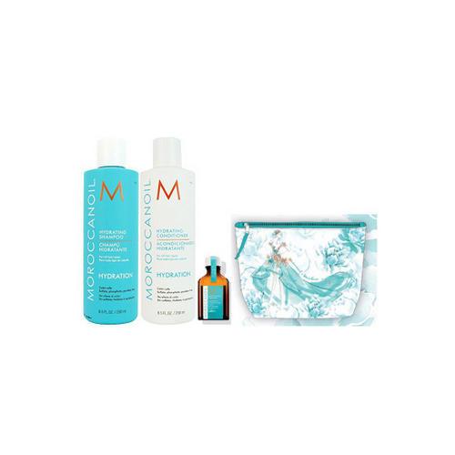 Набор Hydrating (Moroccanoil, Наборы) увлажняющий кондиционер 250мл moroccanoil увлажнение