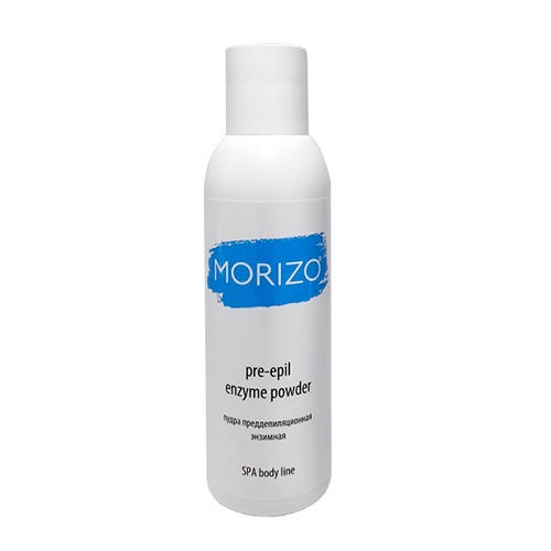 Morizo Пудра для тела преддепиляционная энзимная, 120 г (Morizo, Уход за телом)