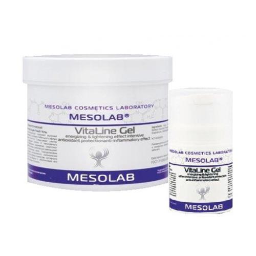 Mesolab Энергетический антиоксидантный гель 50 мл (Гель)