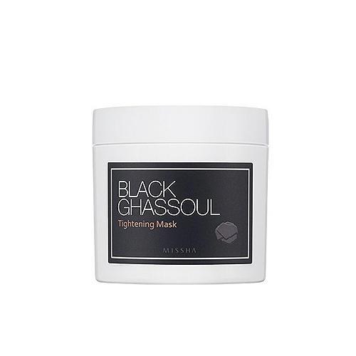 Missha Минеральная маска для сужения пор, 95г (Black Ghassoul)