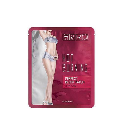 Missha Антицеллюлитные патчи для тела, 2 шт (Hot Burning)