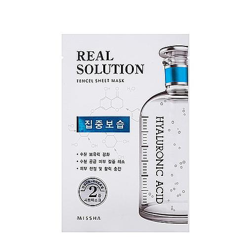 Питательная маска для лица 25 г (Real Solution)