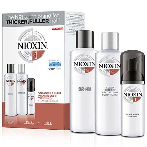 Nioxin Набор 3х-ступенчатая система System 4, XXL-формат (Nioxin, System 4) недорого