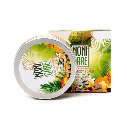 Nonicare Сахарный скраб для тела c AHA–кислотами, 200 мл (Nonicare, Garden of eden)