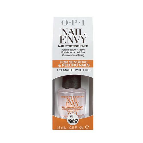 Средство для чувствительных и слоящихся ногтей Sensitive Peeling Nail Envy 15 мл (O.P.I, Средства для лечения ногтей) nail tek увлажняющая терапия для мягких слоящихся ногтей hydration therapy ii 15 мл