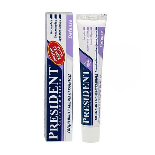 Дефенс паста зубная 50 мл (Defense)
