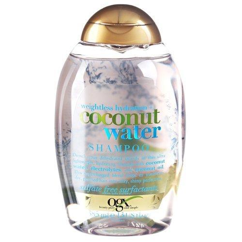 Шампунь с кокосовой водой невесомое увлажнение 385 мл (OGX, Для волос)