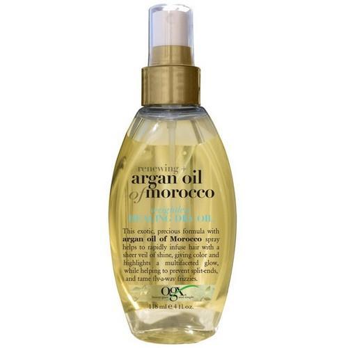 OGX Легкое сухое аргановое масло-спрей марокко для восстановления волос 118 мл (OGX, Для волос)