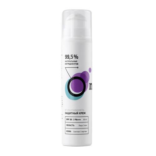 Крем защитный от ультрафиолета SPF 30 50 мл (Onme, Защита от солнца) крем от ожогов апполо